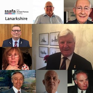 SSAFA Lanarkshire receives Queen's Award
