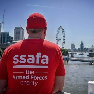Take on London's only Armed Forces Day event this June with SSAFA