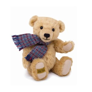 The 'James' Teddy Bear on sale in support of SSAFA